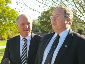 Tony windsor and John Clements